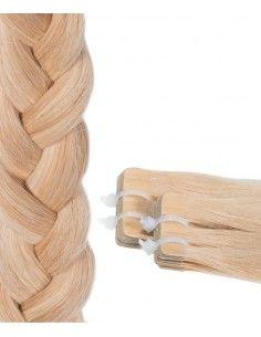extension bande adhésive blond