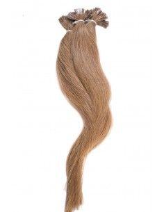 extensions de cheveux noisette