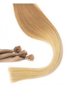 Extensions à Chaud Ombré Hair Blond miel - 50 cm