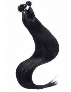 Extension à Chaud Cheveux Naturel Remy Hair