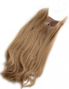 Flip Hair Extensions Noisette