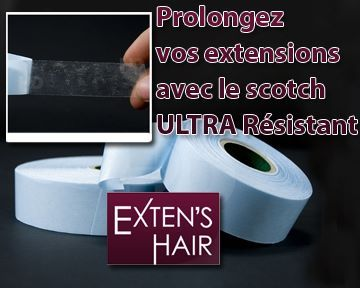 Extension Bandes adhesives
