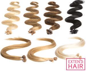 extensions cheveux en stock