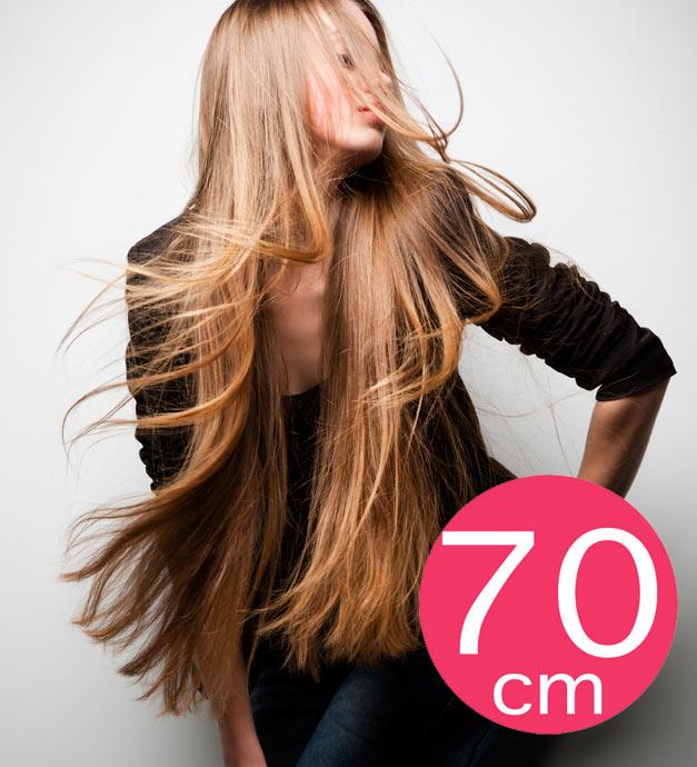 Extensions de Cheveux XXL - 70cm