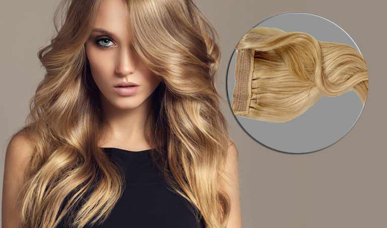 extension cheveux halo hair
