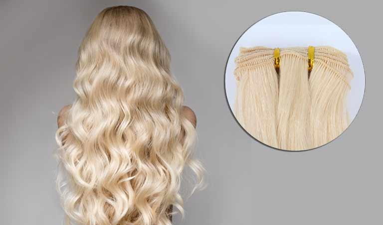 extension cheveux tissage
