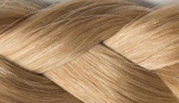 Honigblond Haarverlängerung