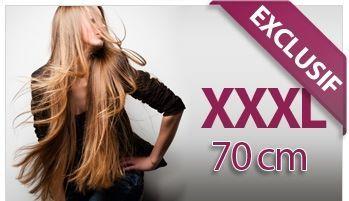 Extension 70 cm Haar XXL