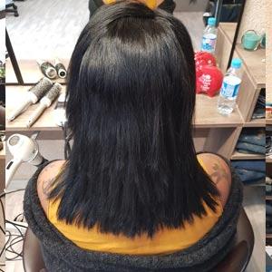 extensions cheveux avant