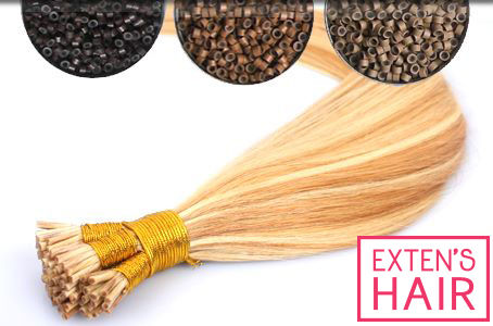 exten's hair microring