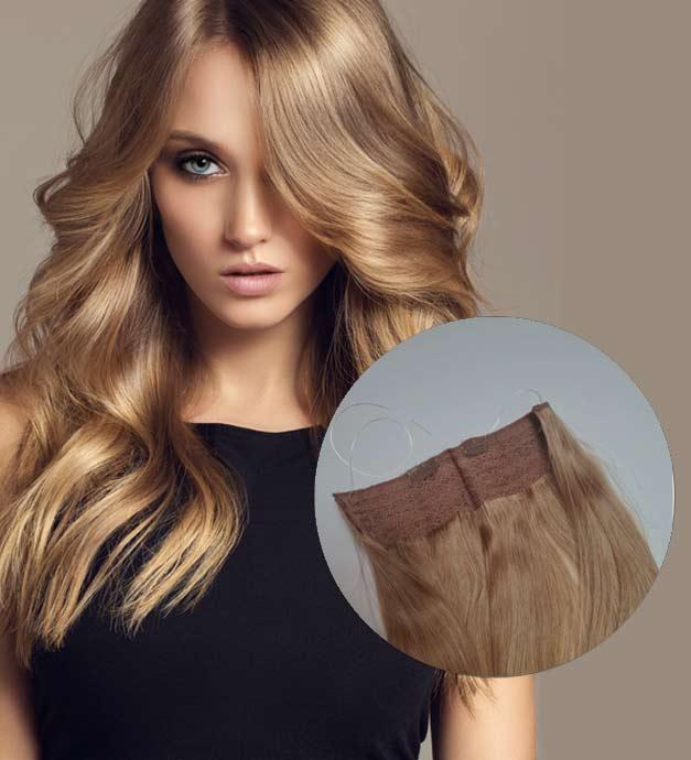 extension cheveux halo