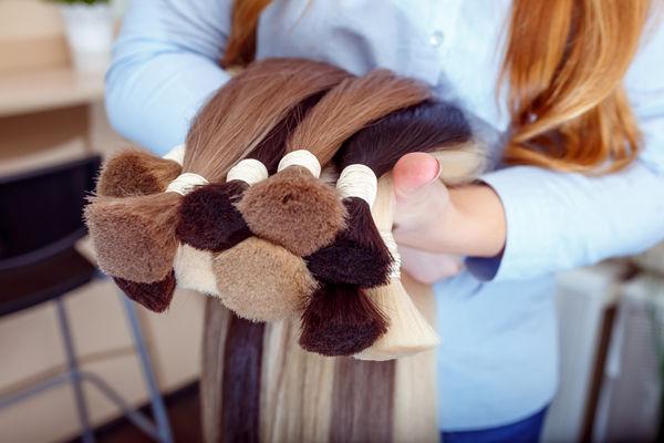 Grossiste extension de cheveux naturels