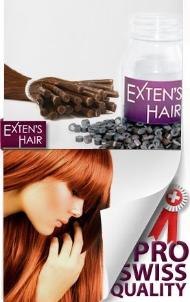extensions de cheveux loops