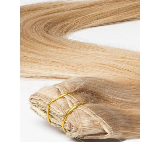 Extension à Clip Blond Miel
